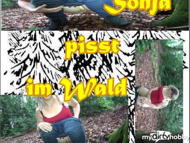 Natursekt Im Wald