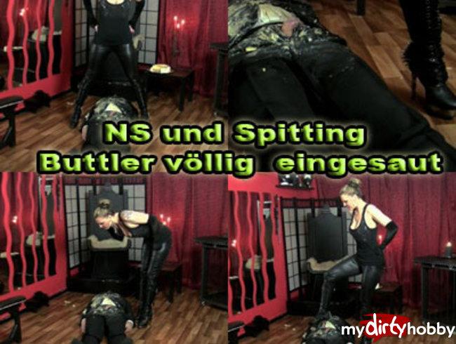 Dirty Butler - NS & Spitting für den Butler