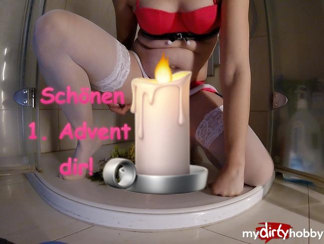 Schoenen ersten Advent dir