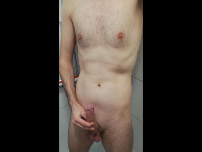 NS unter der Dusche
