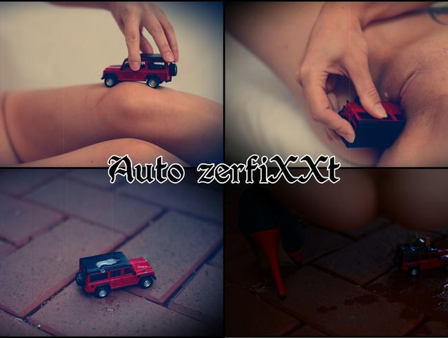 Auto zerfiXXt
